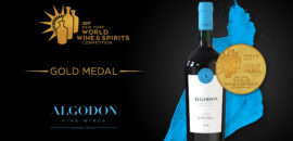 Algodon Fine Wines Wins Gold!